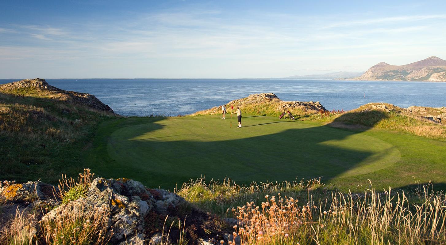 Nefyn Golf Club – Swyn-y-Mor
